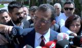 İmamoğlu'ndan Erdoğan'a: Biz hassasız, kimi kast etti bilmiyorum