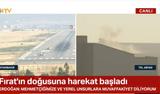 Erdoğan duyurdu: Barış Pınarı Harekatı başladı