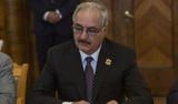 Rusya duyurdu: Hafter ateşkes anlaşmasını imzalamadı!