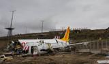 Uçak kazası soruşturmasında kabin görevlilerinin ifadesi alındı