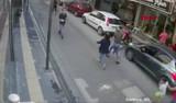 Manisa'da yaşanan korku ve panik kamerada!