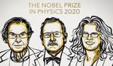2020 Nobel Fizik Ödülü sahiplerini buldu