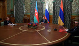 Azerbaycan ve Ermenistan Dağlık Karabağ'da ateşkes konusunda anlaştı