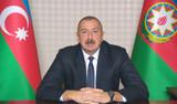 Azerbaycan Cumhurbaşkanı Aliyev: Ermenistan-Azerbaycan Dağlık Karabağ çatışmasına son verildi