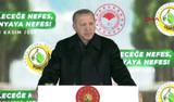 Cumhurbaşkanı Erdoğan: Bizi eleştirenler PKK'lı teröristlerin yaktığı ormanlardan bahsetmiyor