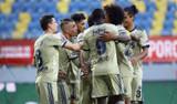 Gençlerbirliği: 1 - Fenerbahçe: 5