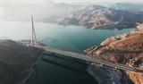 On altı ilin bağlantı noktası Kömürhan Köprüsü açıldı