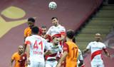 Galatasaray evinde Antalya'ya takıldı!