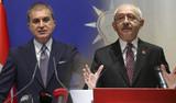 Kılıçdaroğlu'nun sözlerine peş peşe tepkiler: Demokrasiye ve milli iradeye saygısızlıktır