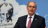 CHP'den istifa eden Muharrem İnce'ye CHP Sözcüsü Faik Öztrak'tan sert tepki