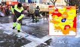 Türkiye'nin risk haritasında Uşak damgası; Sosyal medya bu detayı konuşuyor