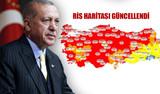 Cumhurbaşkanı Erdoğan alınan kararları açıkladı; 58 ilde Cumartesi kısıtlaması geri geldi