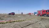 Konya'da Türk Yıldızları'na ait uçak düştü! Pilot şehit oldu