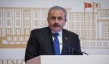 Meclis Başkanı Şentop'tan 1915 olayları açıklaması