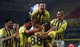 Fenerbahçe - Kasımpaşa maç sonucu: 3-2
