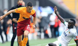Galatasaray Alanyaspor'a mağlup oldu!