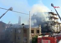 İstanbul Fikirtepe'de yangın! Ölüler ve yaralılar var