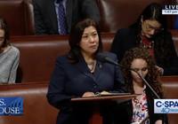 Demokrat kadın vekilden Cumhuriyetçi erkek vekillere: Seks açlığı çekip kadınların tercih hakkıyla uğraşmanızdan bıktım