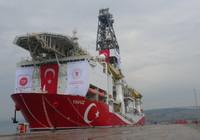 Yavuz gemisi Akdeniz'e uğurlandı