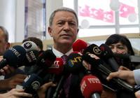 Bakan Akar, CHP ziyareti sonrası konuştu