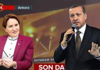 Erdoğan'dan Meral Akşener'e:  Kıskançlık kötü bir illet