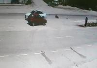 Camiye giderken otomobilin çarpmasıyla öldü