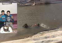 İkiz kardeşler sulama göletinde boğuldu...