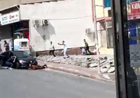 İstanbul'un göbeğinde silahlı çatışma