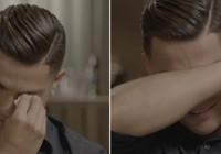 """Ronaldo'nun gözyaşları: """"Babam sürekli sarhoştu ve..."""""""
