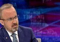 AK Parti Grup Başkanvekili Turan: Erdoğan'sız bir hiçim, onunla birlikte yürürsek kıymetimiz var