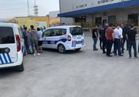 """Tuzla'da kargo merkezinde """"şüpheli toz"""" alarmı"""
