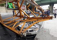 Bakırköy'de akıl almaz kaza