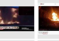 ABD televizyonu silah tanıtımını 'harekatta bombalama' diye çarpıttı