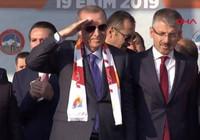 Cumhurbaşkanı Erdoğan'dan asker selamı!