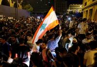 Lübnan'daki gösterilere Erdoğan damgası...