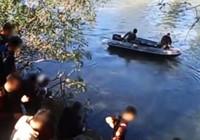 Yunan askerleri göçmenleri Türkiye tarafına bıraktı!