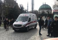 Sultanahmet Meydanı'nda silahlı kavga