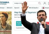 İmamoğlu açıkladı! İstanbul Kitapçısı, Sakine Cansız'ın kitabını satıştan kaldırdı