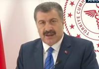 Sağlık Bakanı Fahrettin Koca'dan virüs açıklaması