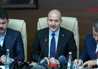 Sağlık Bakanı Koca'dan Elazığ'da açıklama