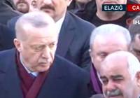 Cumhurbaşkanı Erdoğan deprem bölgesinde!