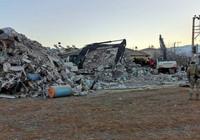 Elazığ'da deprem anı