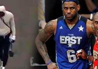 LeBron James'in Kobe Bryant hakkında acı haberi aldığı an!