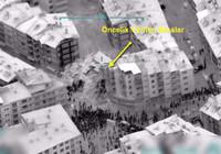 Jandarma İHA'sından deprem sonrası Elazığ