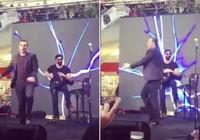 Rafet El Roman'dan olay Michael Jackson dansı
