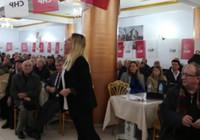 CHP'li vekil danışmanından kadın delegeye hakaret