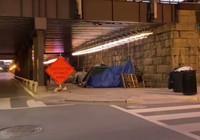 ABD'deki evsizler, koronavirüs salgınına karşı savunmasız yaşıyor
