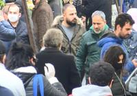 Avcılar'daki pazarda dikkat çeken kalabalık! Maske yok, sosyal mesafe yok, kontrol yok...