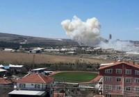 Ankara'da Roketsan fabrikasında patlama
