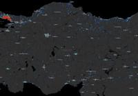 İşte Türkiye'nin koronavirüs haritası